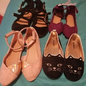 Old navy flats size 10